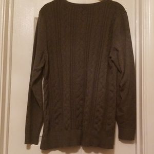 Talbots Sweaters - Talbots grey sweater